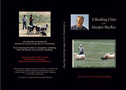 Shedding Clinic DVD